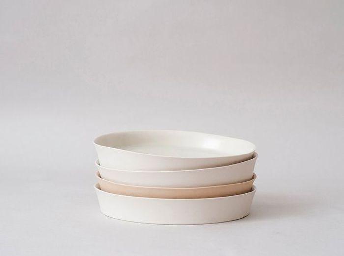 Assiettes en céramique Yulia Tsukerman