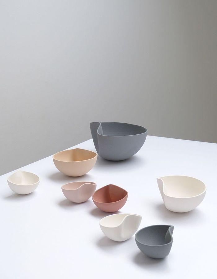 Coupes en céramique Ilona Van Den Bergh