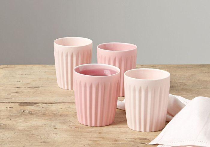Tasses en céramique Cyrillus