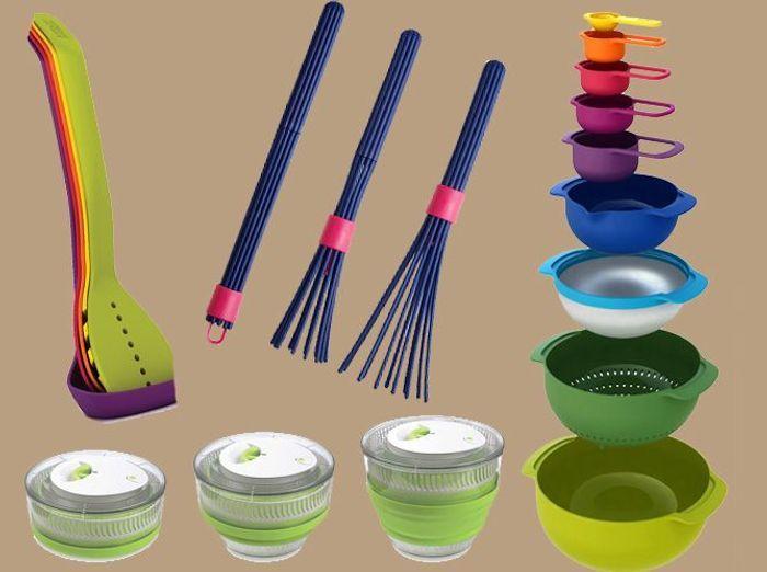 20 ustensiles pratiques pour gagner de la place en cuisine elle d coration Ustensiles cuisine deco pratiques