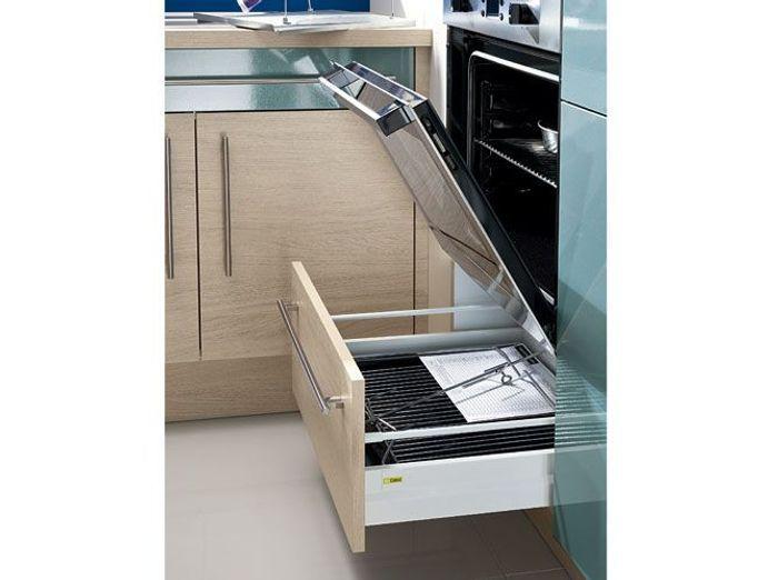 free un rangement ddi au matriel de cuisson with meuble cuisine 20 cm largeur. Black Bedroom Furniture Sets. Home Design Ideas