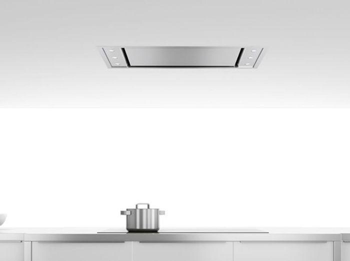 la hotte design s affiche en cuisine elle d coration. Black Bedroom Furniture Sets. Home Design Ideas