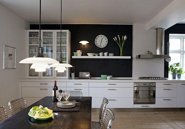 Nos id es d coration pour la cuisine elle d coration for Decoration porte de cuisine