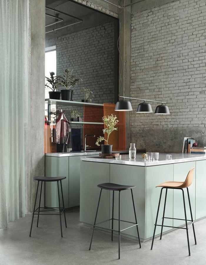 Une cuisine design comme on aime