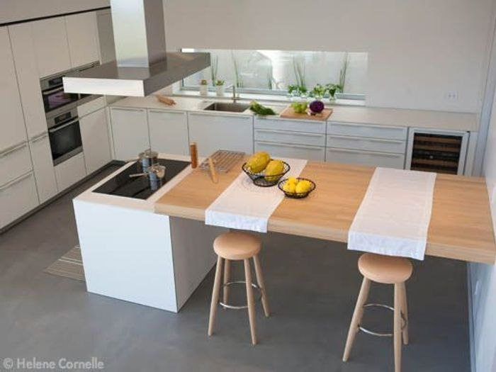 Visites priv es de nos plus belles cuisines elle d coration for Sites de cuisine les plus visites