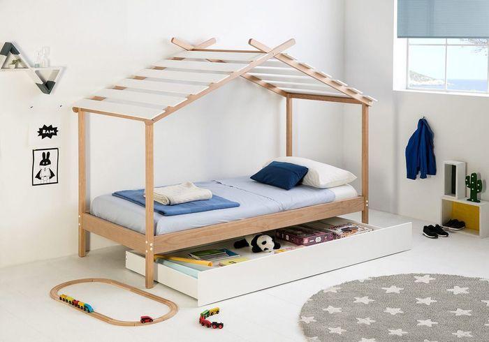 Comment am nager une petite chambre d enfant nos for Optimiser rangement chambre