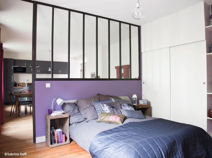 Comment d corer un petit appartement sans l encombrer elle d coration for Grande chambre parentale