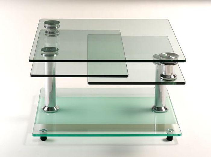 40 meubles modulables pour optimiser l 39 espace elle for Table bout de canape design