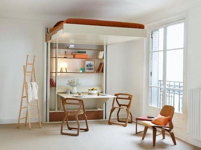Beau Studio : Nos 30 Idées De Rangements Bien Pensés   Elle Décoration