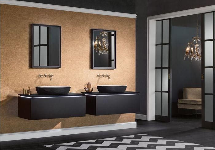 Idées Déco Pour La Salle De Bains Elle Décoration - Idees deco salle de bain