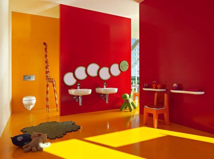 Adapter sa salle de bains aux enfants elle d coration for R s bains advocate