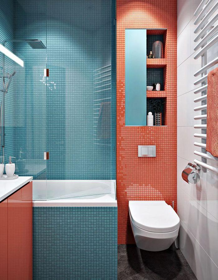 Salle de bains enfant nos inspirations pour une salle de for Salle de bain pop