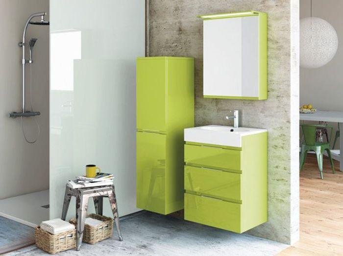 5 jolies salles de bains dans tous les styles elle for Elle deco salle de bain