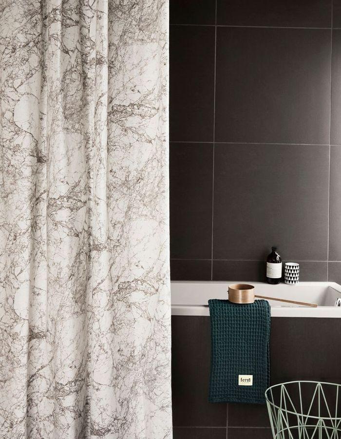 rideaux salle de bain rideau salle de bain douche anti sign chat rideau fenetre salle de bain. Black Bedroom Furniture Sets. Home Design Ideas