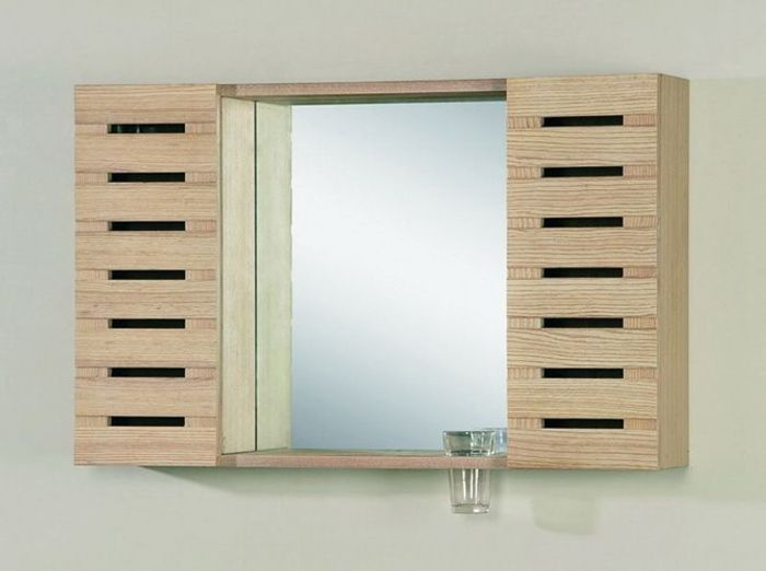 armoire de toilette avec miroir leroy merlin. Black Bedroom Furniture Sets. Home Design Ideas