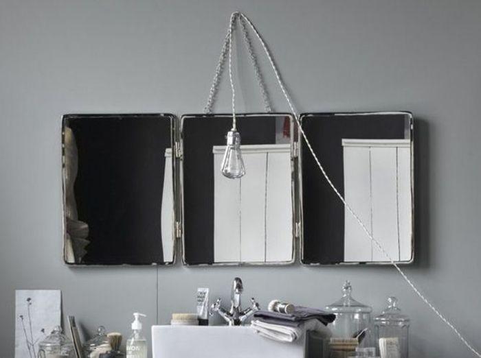 25 miroirs de salle de bains pour lequel craquerez vous elle d coration. Black Bedroom Furniture Sets. Home Design Ideas