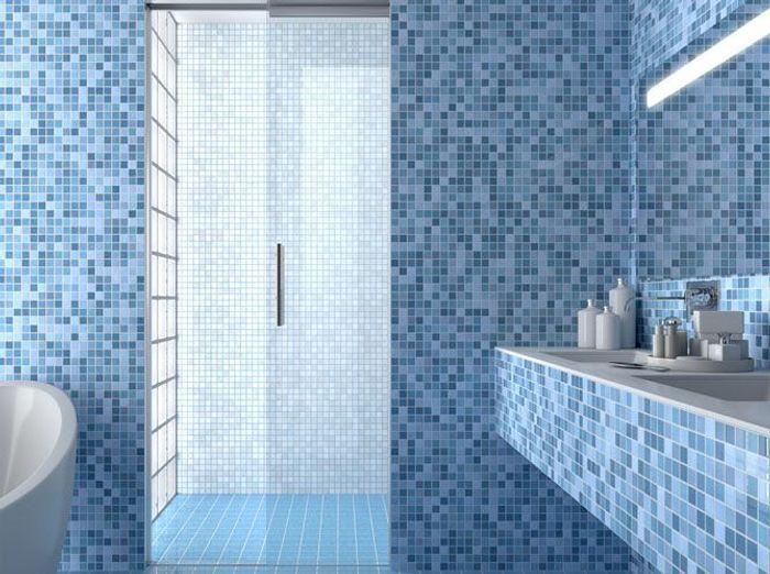 l 39 actu du jour la premi re porte galandage pour la douche elle d coration. Black Bedroom Furniture Sets. Home Design Ideas