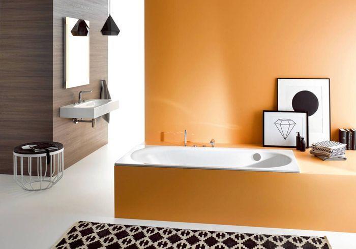 Nos id es avec des meubles de salle de bains design elle for Bette salle de bain
