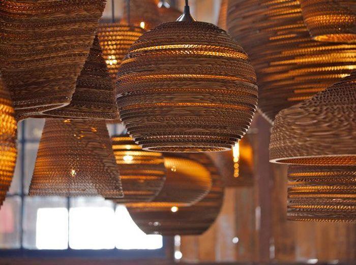 Deco orientale luminaire Bazar d'Electricité
