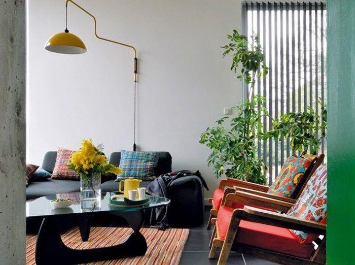 Des salons pour tous les styles elle d coration for Site de decoration salon
