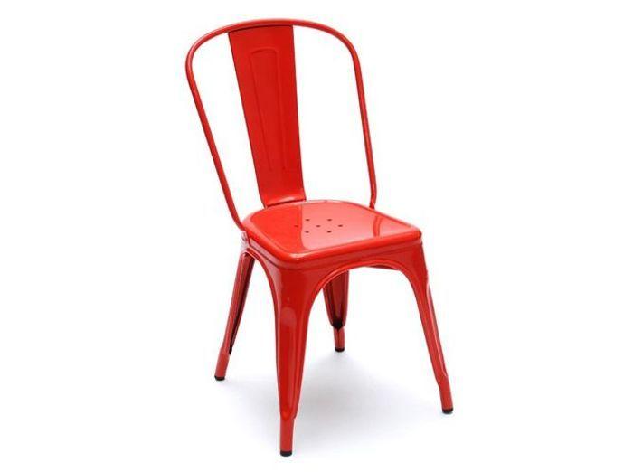 excellent chaises design pour un int rieur elle d coration with chaise tulipe fly. Black Bedroom Furniture Sets. Home Design Ideas
