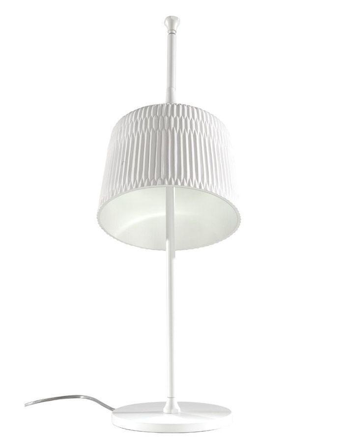 50 lampes objets pour s clairer avec style elle d coration for Lampe salon fly