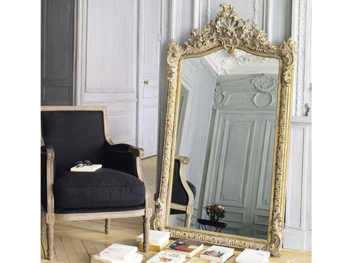 nos 25 miroirs pr f r s elle d coration. Black Bedroom Furniture Sets. Home Design Ideas