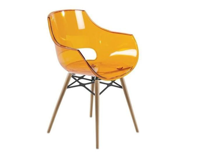 on craque pour les chaises transparentes elle d coration. Black Bedroom Furniture Sets. Home Design Ideas