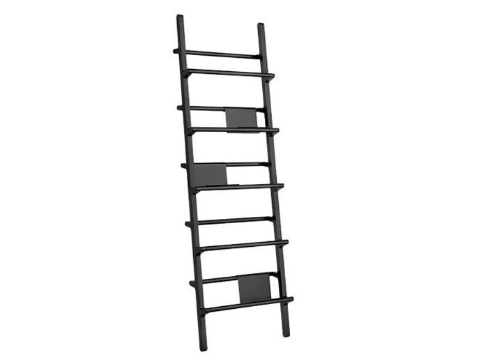 Les tag res design r veillent nos murs elle d coration - Ikea etagere echelle ...