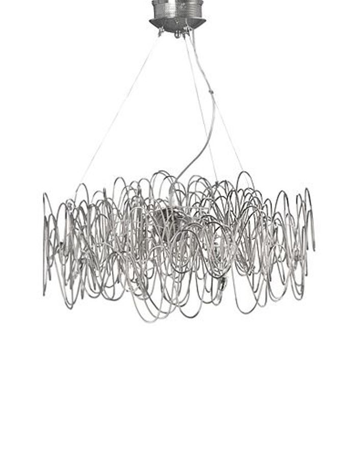 Suspensions 50 id es lumineuses elle d coration for Suspension moderne salon
