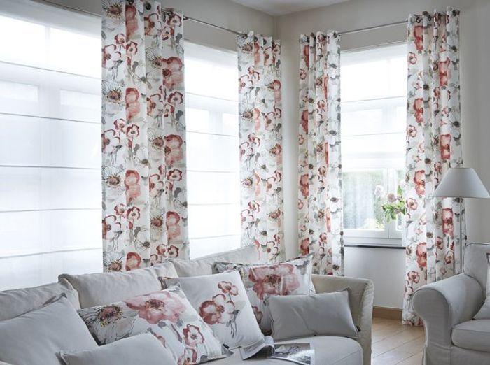 inspiration shopping nos coups de c ur rideaux et. Black Bedroom Furniture Sets. Home Design Ideas