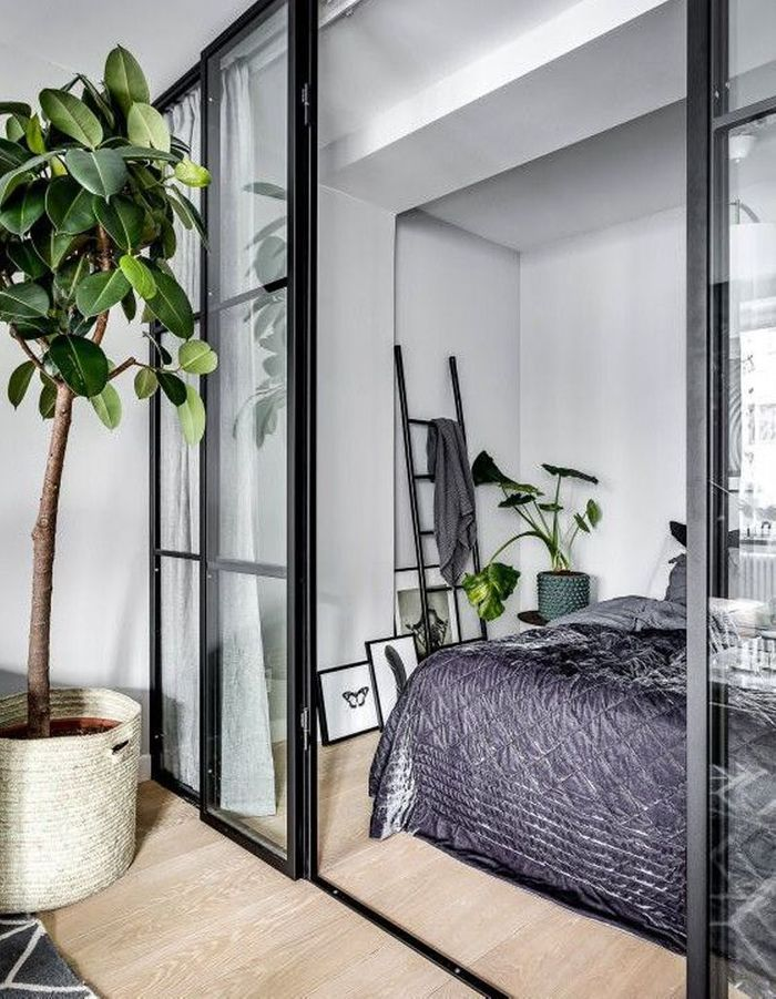 verri re int rieure la cloison transparente qui a tout pour plaire elle d coration. Black Bedroom Furniture Sets. Home Design Ideas