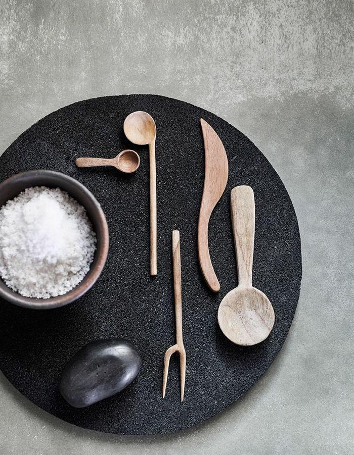 Une d co cocooning pour affronter l 39 hiver elle d coration Ustensiles cuisine deco pratiques