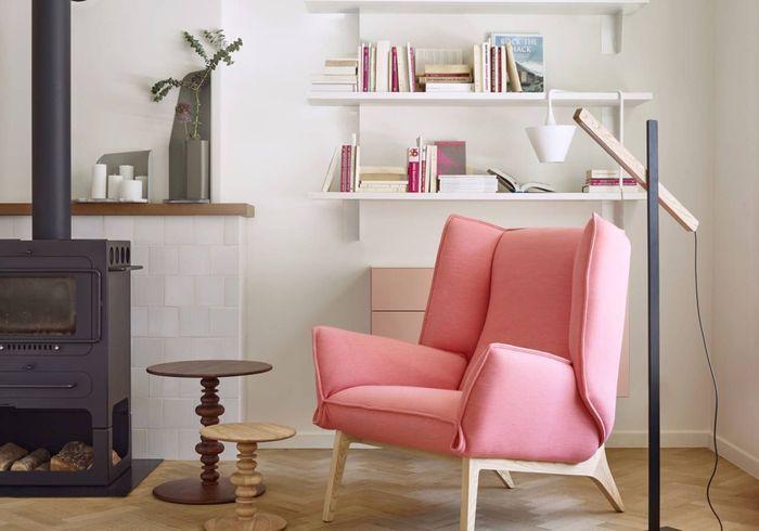 Un fauteuil enveloppant