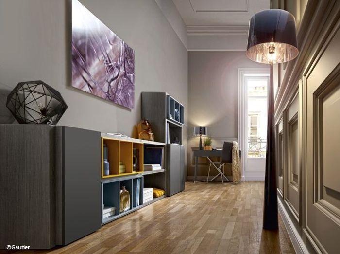 15 id es pour am nager son couloir elle d coration. Black Bedroom Furniture Sets. Home Design Ideas
