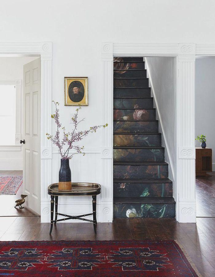 Laisser parler son imagination pour un escalier déco