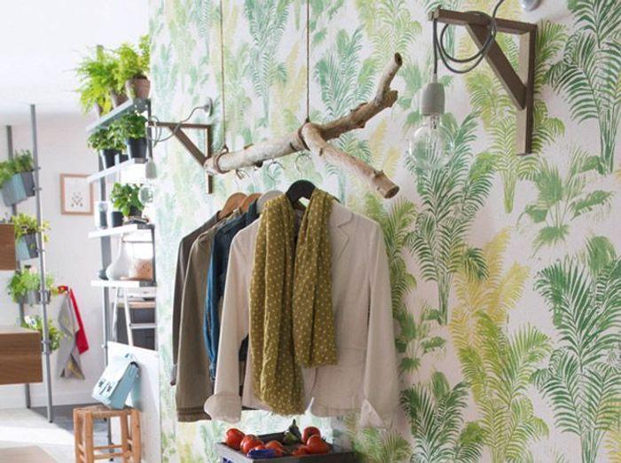 la branche d arbre dans notre d co en 12 id es elle d coration. Black Bedroom Furniture Sets. Home Design Ideas