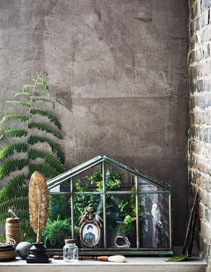 nos id es pour d corer votre jardin d hiver elle d coration. Black Bedroom Furniture Sets. Home Design Ideas