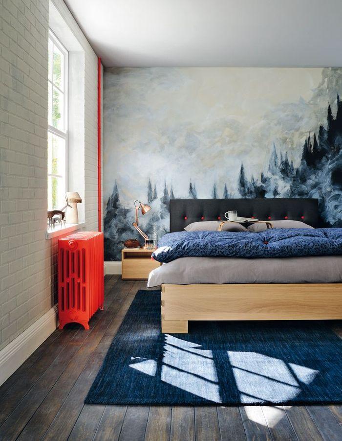 Transformez le radiateur en élément de décoration