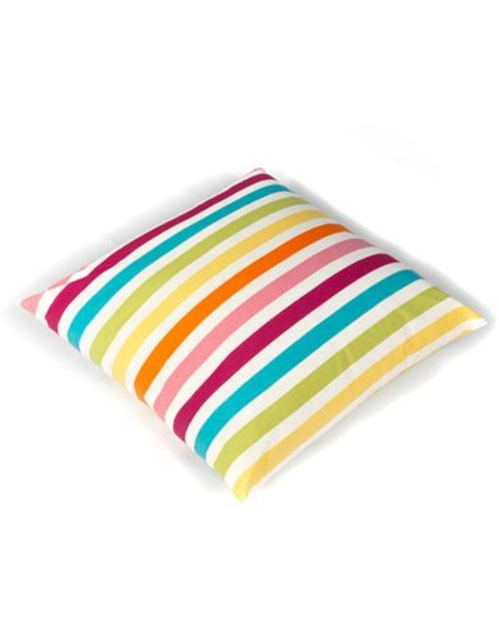 Shopping d co rayure elle d coration - Coussin de sol alinea ...