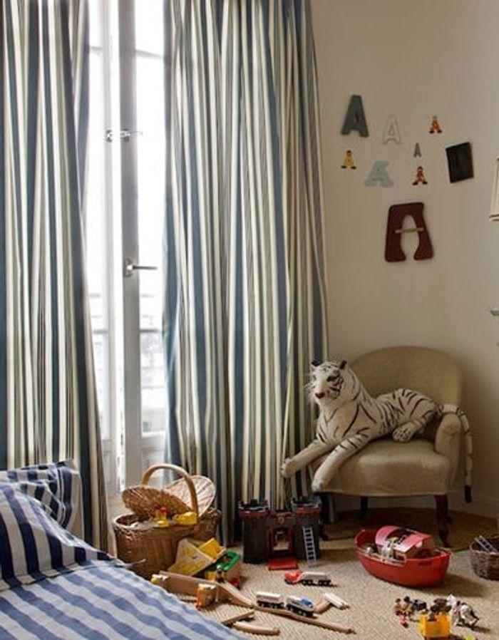 shopping d co rayure elle d coration. Black Bedroom Furniture Sets. Home Design Ideas