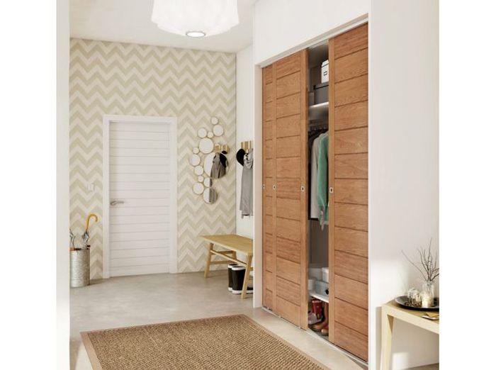 O acheter de jolies portes de placard elle d coration for Portes persiennes placard
