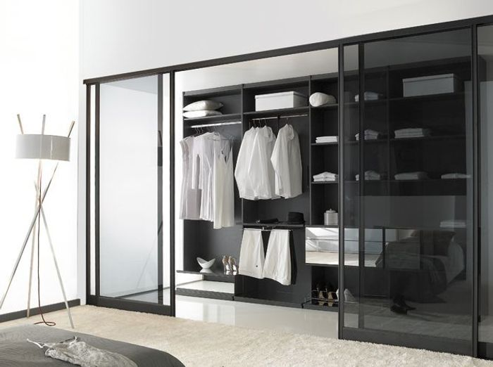 o acheter de jolies portes de placard elle d coration. Black Bedroom Furniture Sets. Home Design Ideas