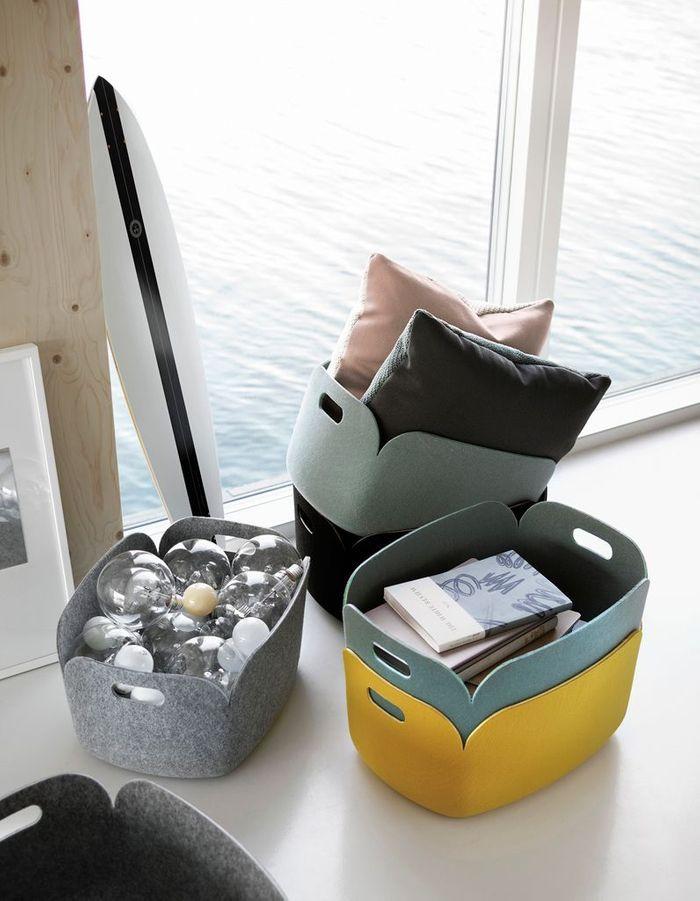 panier de rangement 25 mod les qu 39 on s 39 offre illico elle d coration. Black Bedroom Furniture Sets. Home Design Ideas