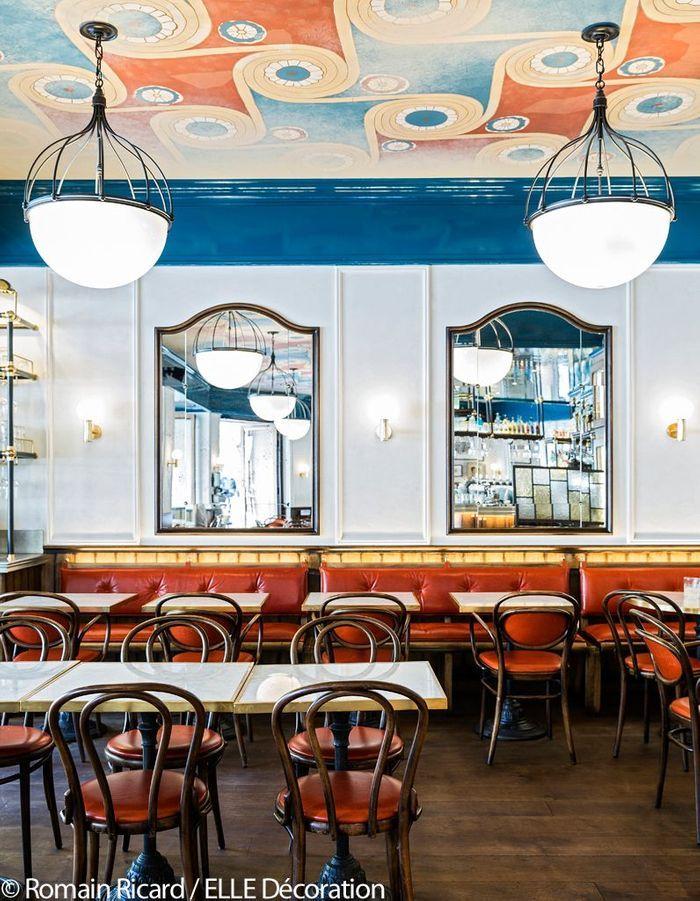 Brasserie Le Gramont - Art Déco revisité