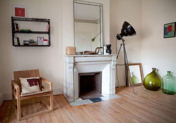 Appartement rétro-chic à Biarritz