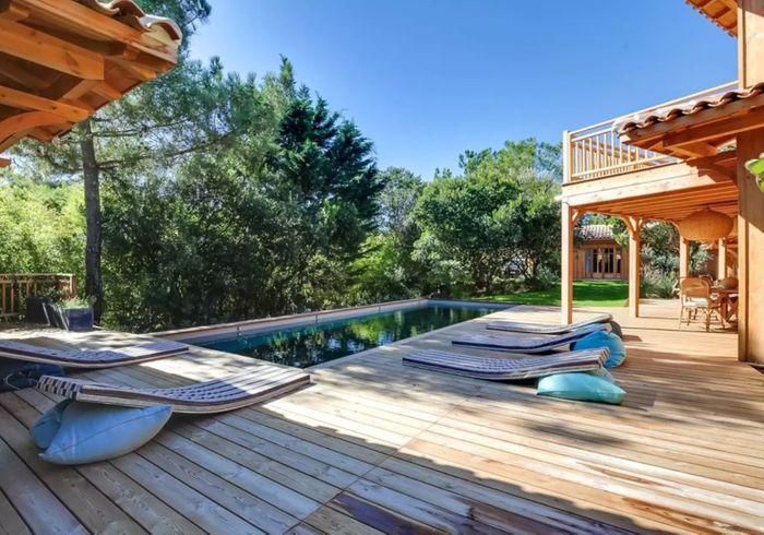 Airbnb cap ferret 20 appartements maisons et villas de for La maison cap