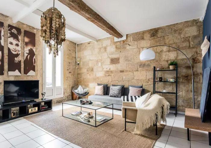 Appartement au charme ancien à Montpellier