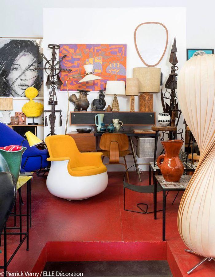 Galerie 50 Cinquante - Design iconique