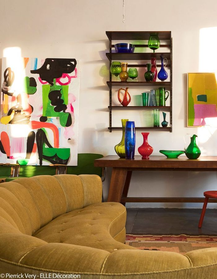 Modern Héritage (à Coustellet) - Sur un air arty